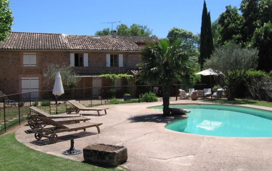 Location vacances Le Cannet-des-Maures -  Chambre d'hôtes - 7 personnes - Chaise longue - Photo N° 1