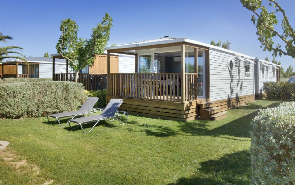 Mobil-home Blue (5 pers.)