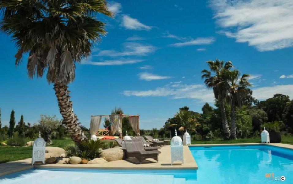 Location vacances Perpignan -  Chambre d'hôtes - 6 personnes - Chaise longue - Photo N° 1