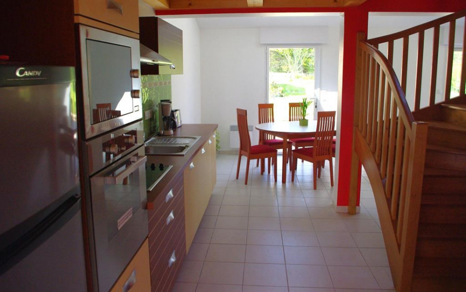 Location vacances Plomeur -  Appartement - 6 personnes - Barbecue - Photo N° 1