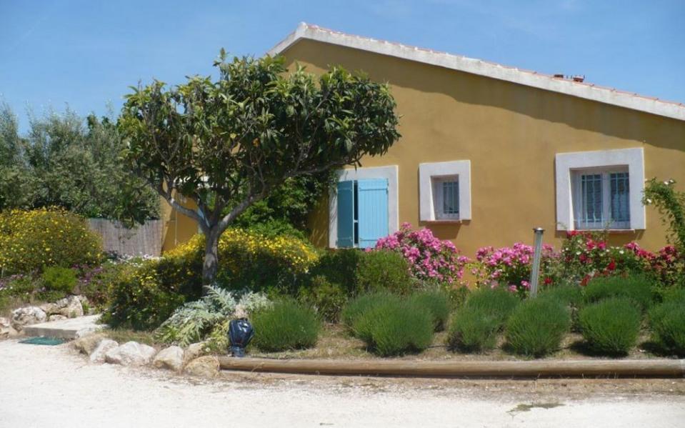 Location vacances Six-Fours-les-Plages -  Gite - 4 personnes - Chaise longue - Photo N° 1