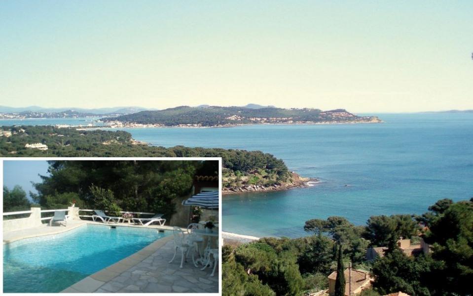 Location vacances La Seyne-sur-Mer -  Chambre d'hôtes - 13 personnes - Chaise longue - Photo N° 1