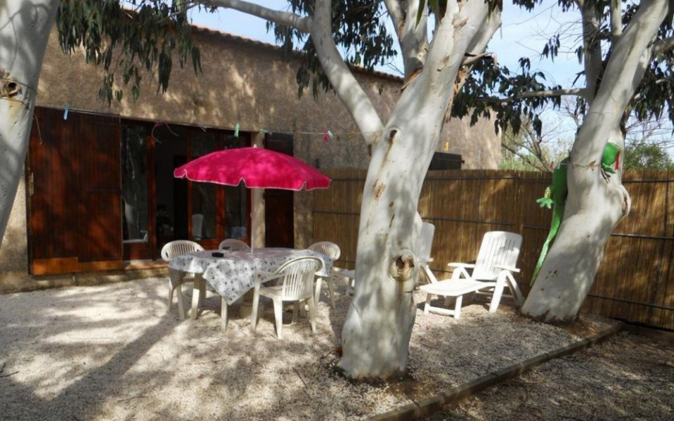 Location vacances Hyères -  Gite - 5 personnes - Barbecue - Photo N° 1