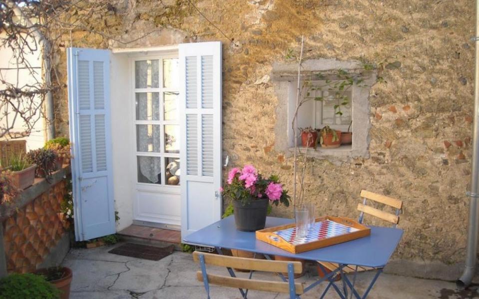 Gîtes de France Le gîte de village Souville.