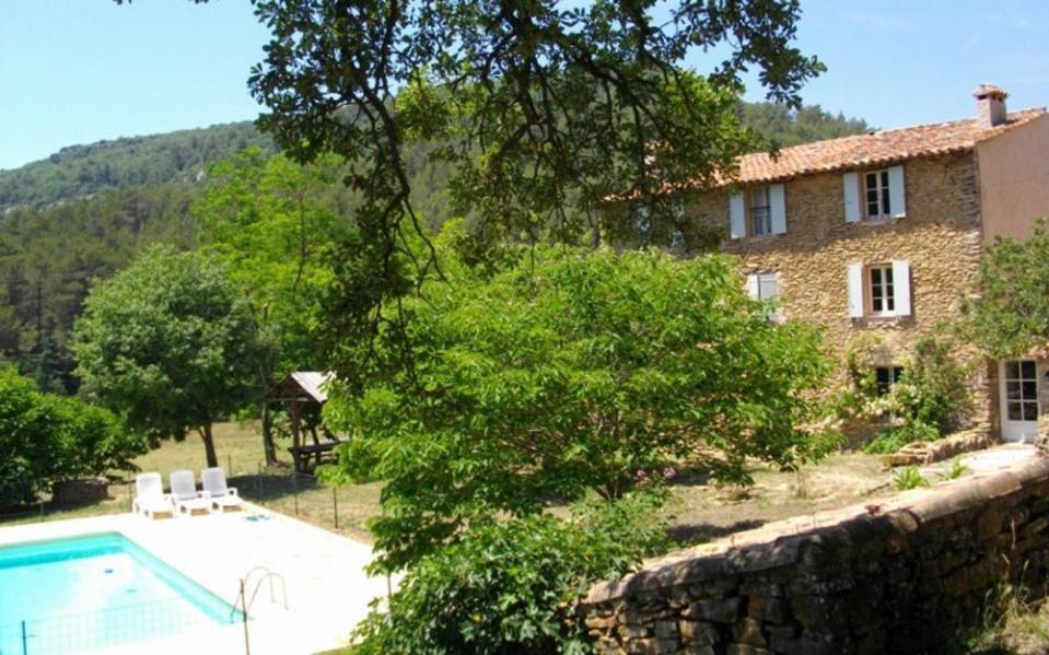 Gîtes de France La Bastide du Mont Caume.