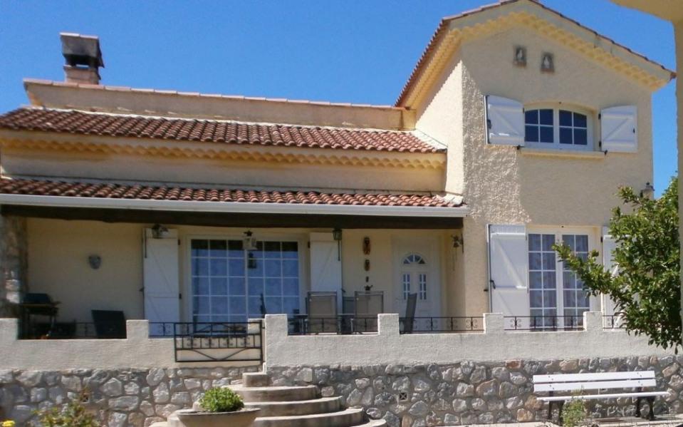Le gîte Valérie à Mazaugues - Belle villa sur terrain clos de 700 m².