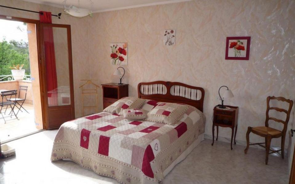 Location vacances Fayence -  Chambre d'hôtes - 6 personnes - Chaise longue - Photo N° 1