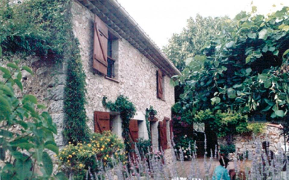 Gîtes de France - Maison individuelle en pierres.