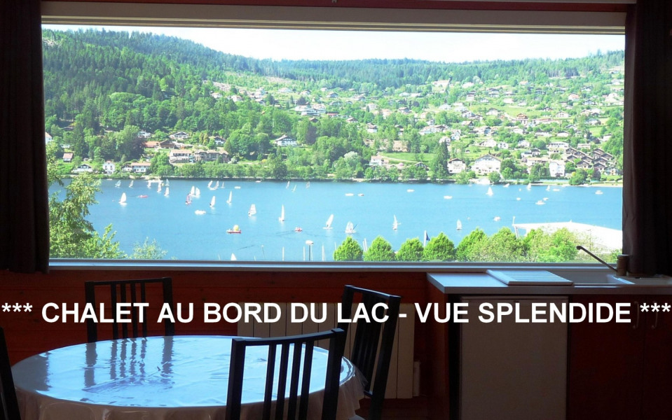 Holiday rentals Gérardmer - Cottage - 4 persons - BBQ - Photo N° 1