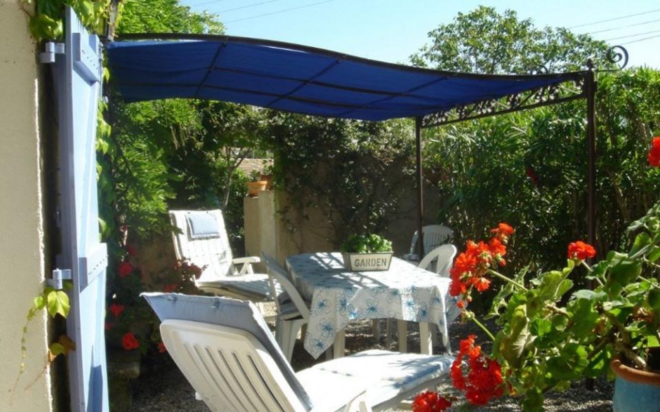 Location vacances Sainte-Maxime -  Gite - 3 personnes - Barbecue - Photo N° 1