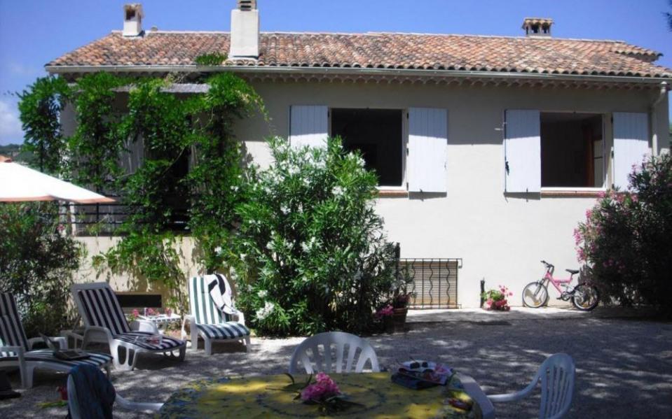 Location vacances Sainte-Maxime -  Gite - 6 personnes - Barbecue - Photo N° 1