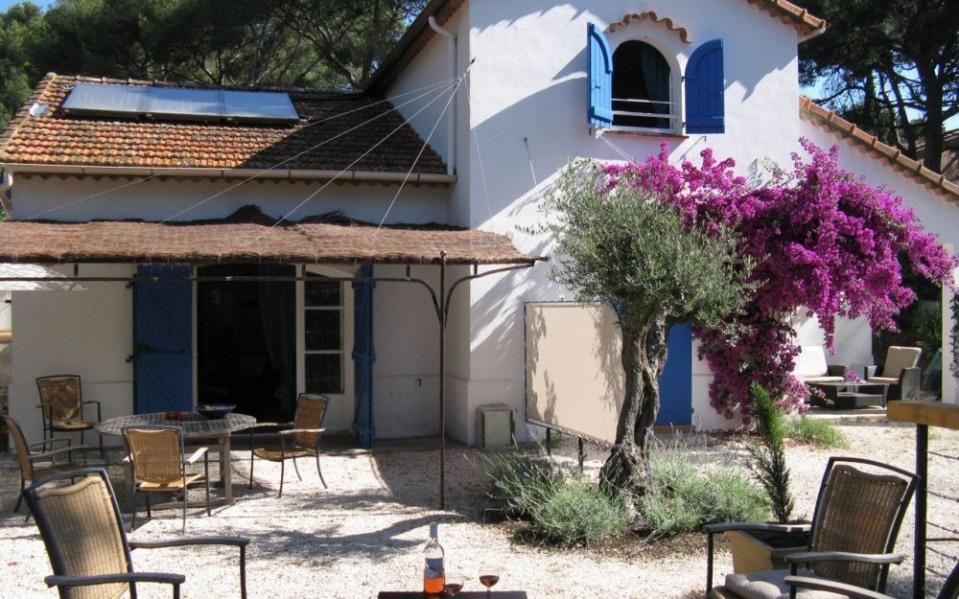 Location vacances La Croix-Valmer -  Gite - 9 personnes - Chaise longue - Photo N° 1