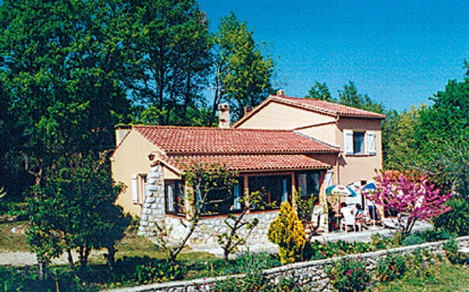 Location vacances Fayence -  Gite - 3 personnes - Barbecue - Photo N° 1