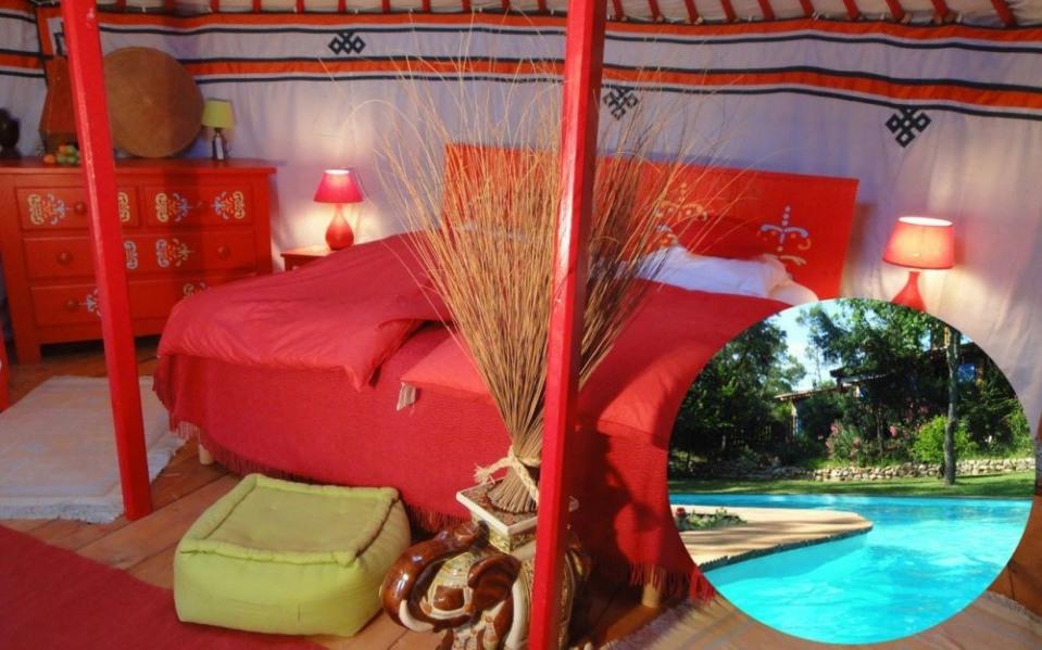 Location vacances Fayence -  Gite - 4 personnes - Chaise longue - Photo N° 1