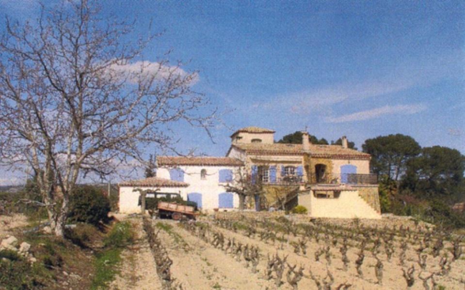 Location vacances Le Castellet -  Gite - 6 personnes - Barbecue - Photo N° 1