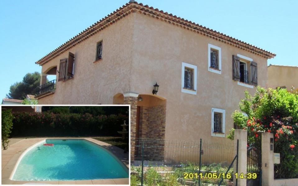 Gîtes de France Grande villa KAWAKIP - Dans quartier résidentiel au calme, villa tout confort spa...