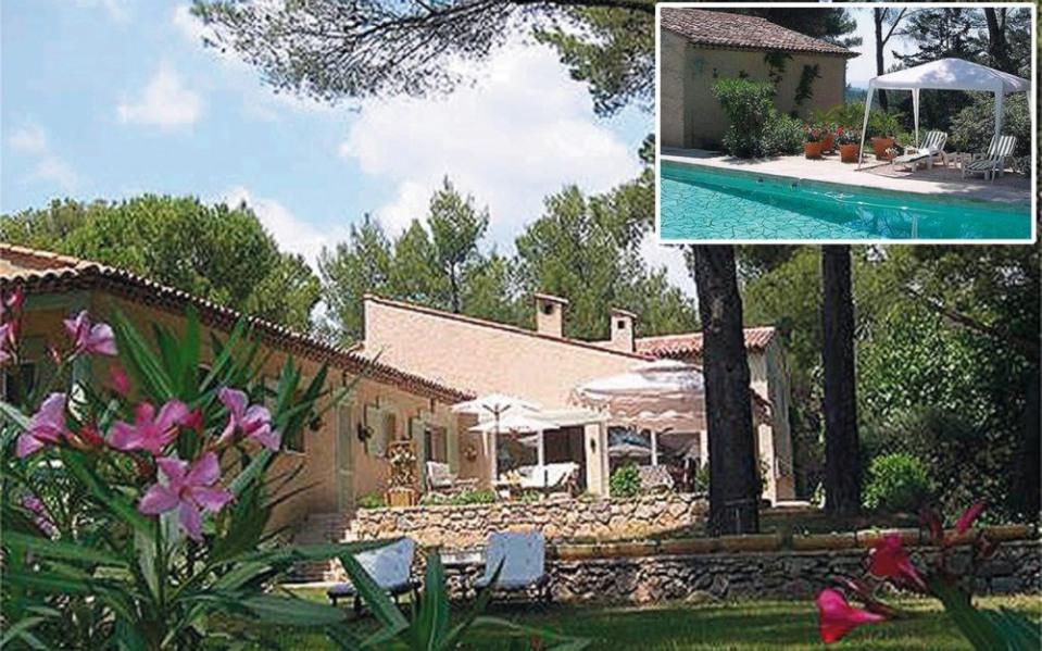Location vacances Flayosc -  Chambre d'hôtes - 6 personnes - Chaise longue - Photo N° 1