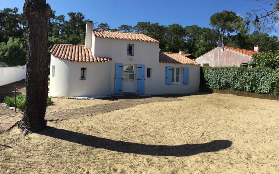 Location vacances La Tranche-sur-Mer -  Maison - 7 personnes - Barbecue - Photo N° 1