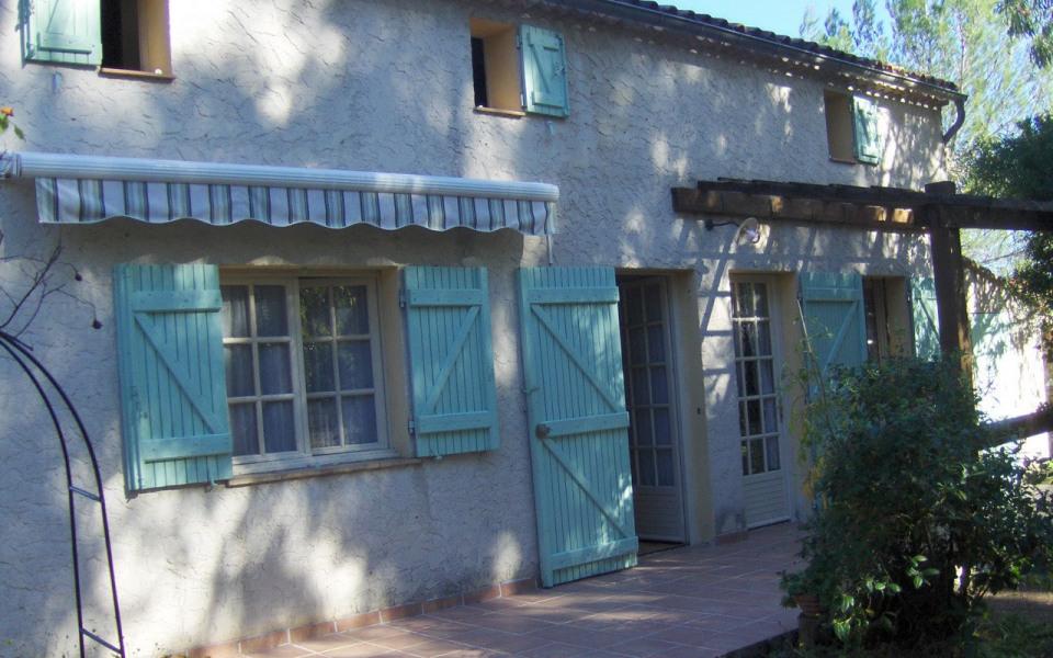 Location vacances Pierrefeu-du-Var -  Maison - 5 personnes - Jardin - Photo N° 1