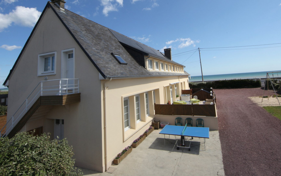 Location vacances Saint-Marcouf -  Appartement - 6 personnes - Barbecue - Photo N° 1