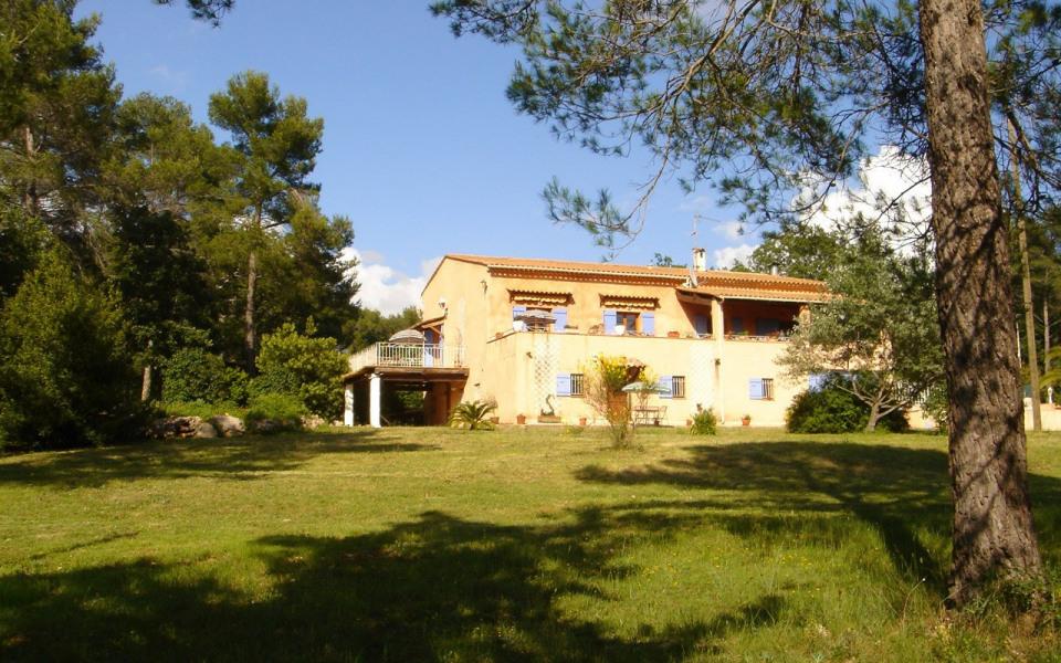 Location vacances Fayence -  Chambre d'hôtes - 6 personnes - Jardin - Photo N° 1
