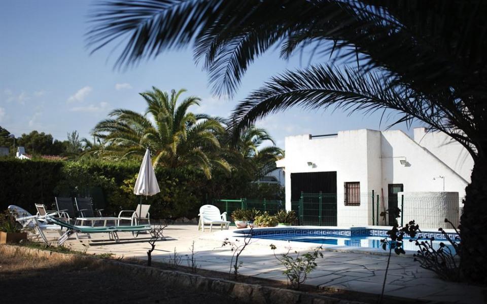 Facade Villa piscine