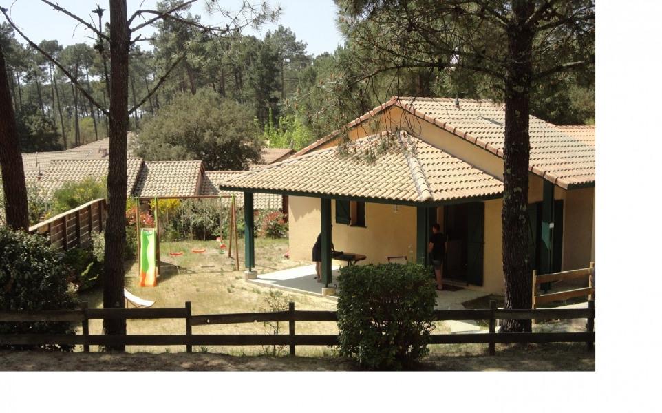 Location vacances Moliets-et-Maa -  Maison - 4 personnes - Barbecue - Photo N° 1