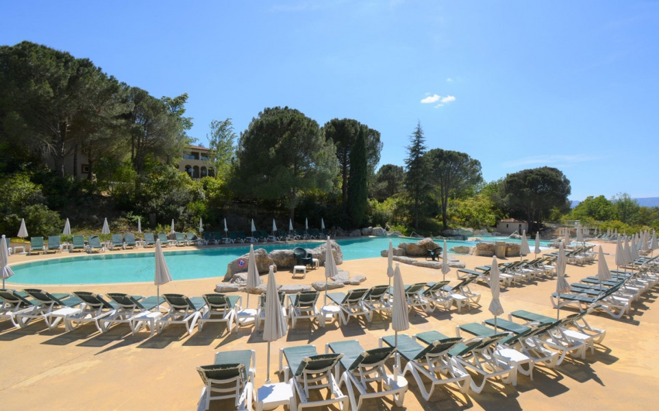 Holiday rentals Grospierres - Apartment - 5 persons - Television - Photo N° 1