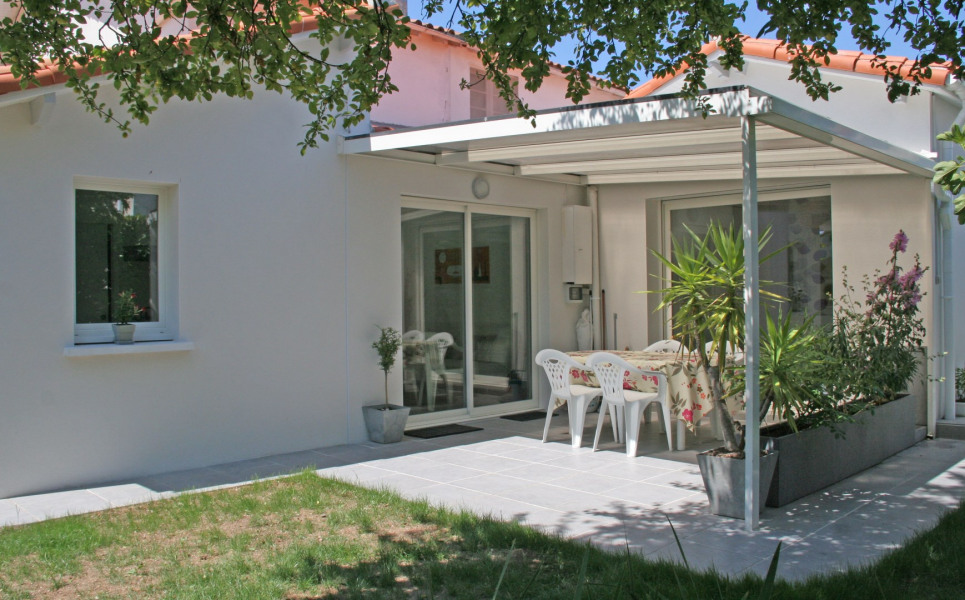 Location vacances Royan -  Maison - 4 personnes - Barbecue - Photo N° 1
