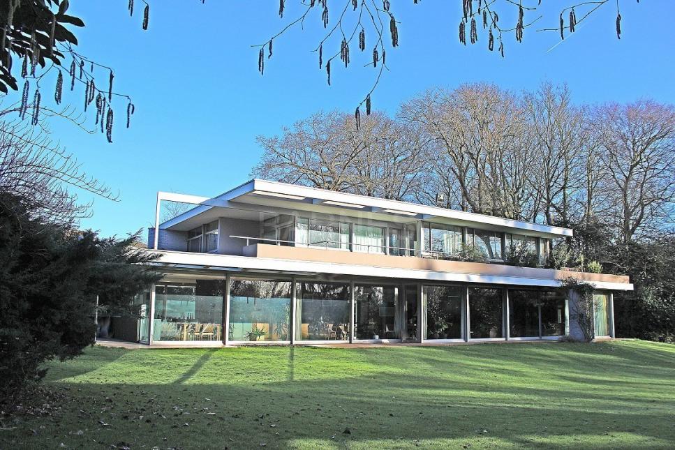 maison architecte croix