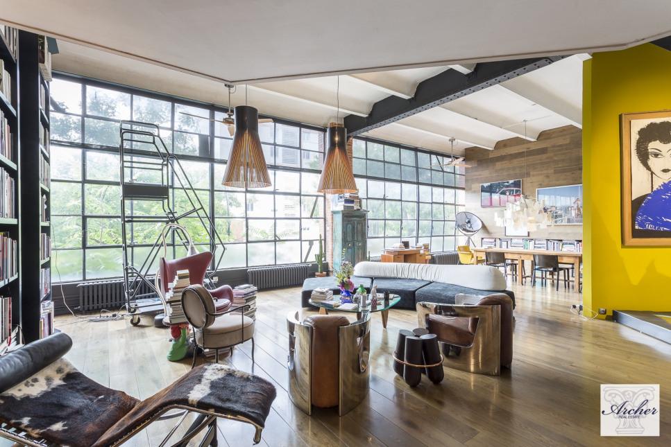 Loft/Atelier/Surface de luxe Paris 12ème, 5 pièces, 1190000 euro