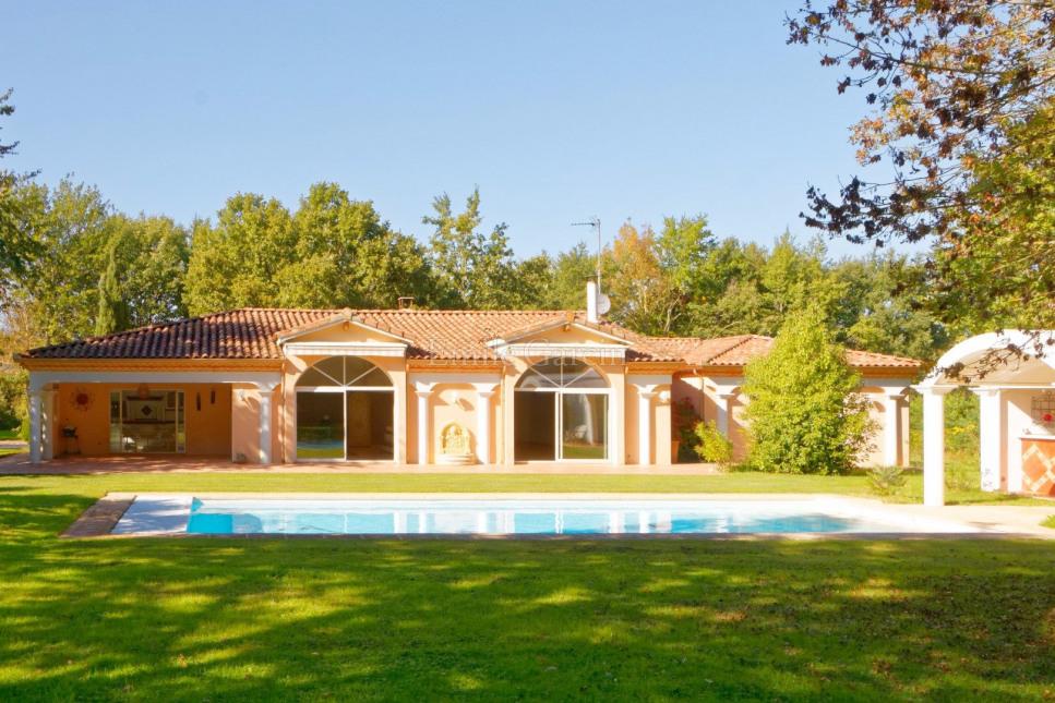 Vente maison villa 300 m² 4 pièces bonrepos sur aussonnelle