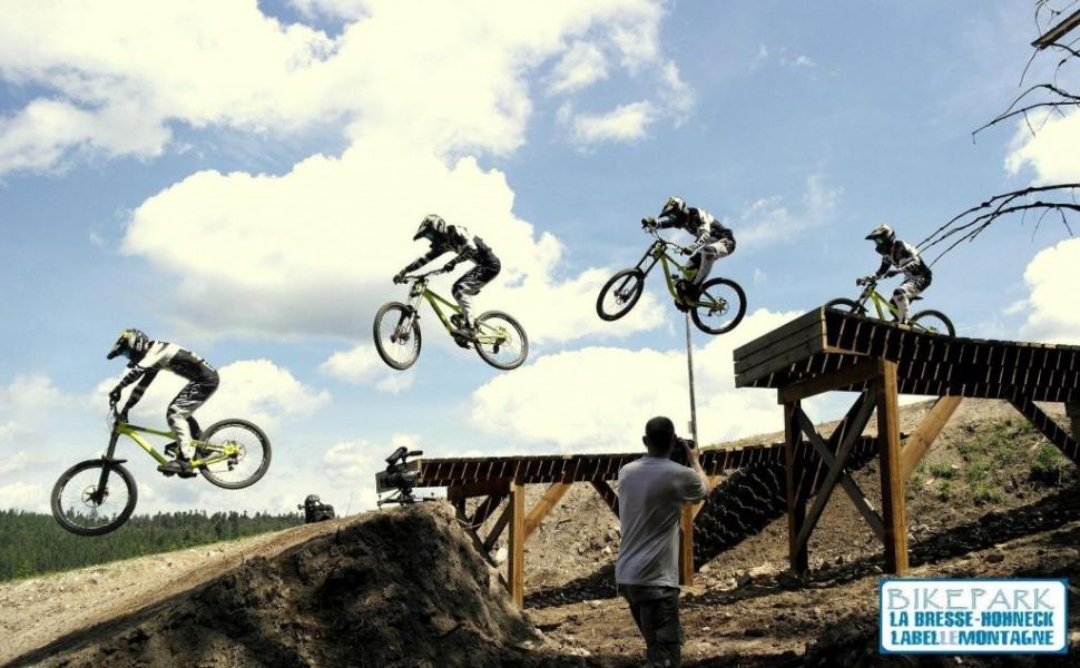bikepark a la bresse vtt