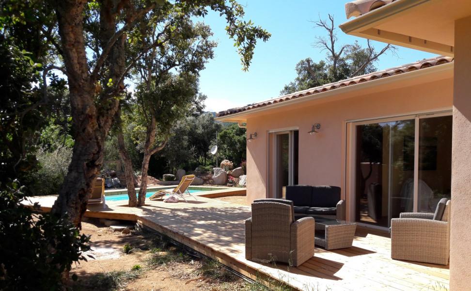 Location vacances Zonza -  Maison - 4 personnes -  - Photo N° 1
