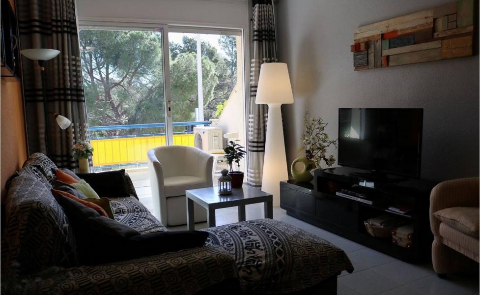 Alquileres de vacaciones l'Escala - Apartamento - 7 personas - Jardín - Foto N° 1