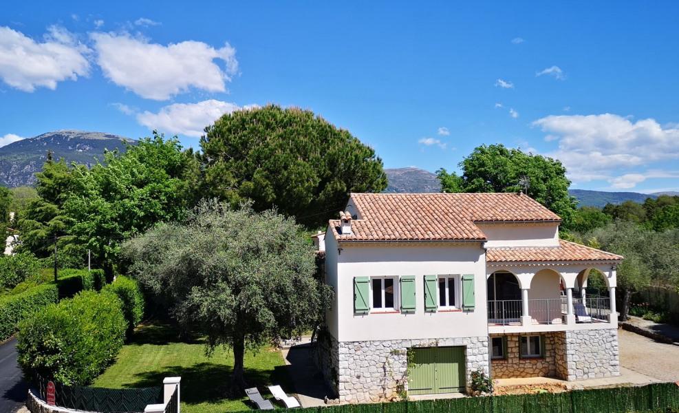 Location vacances Roquefort-les-Pins -  Maison - 10 personnes -  - Photo N° 1