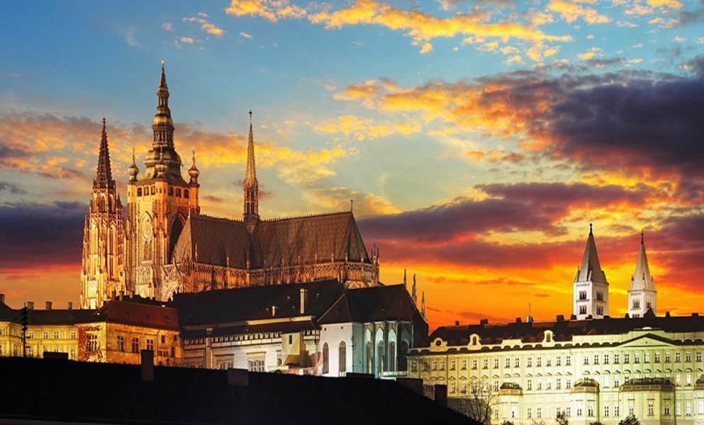 Chateau de Prague