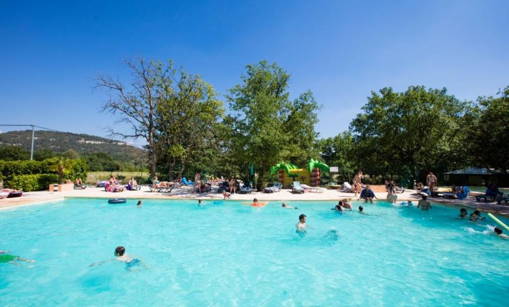 Location vacances Saint-Saturnin-lès-Apt -  Camping - 6 personnes -  - Photo N° 1