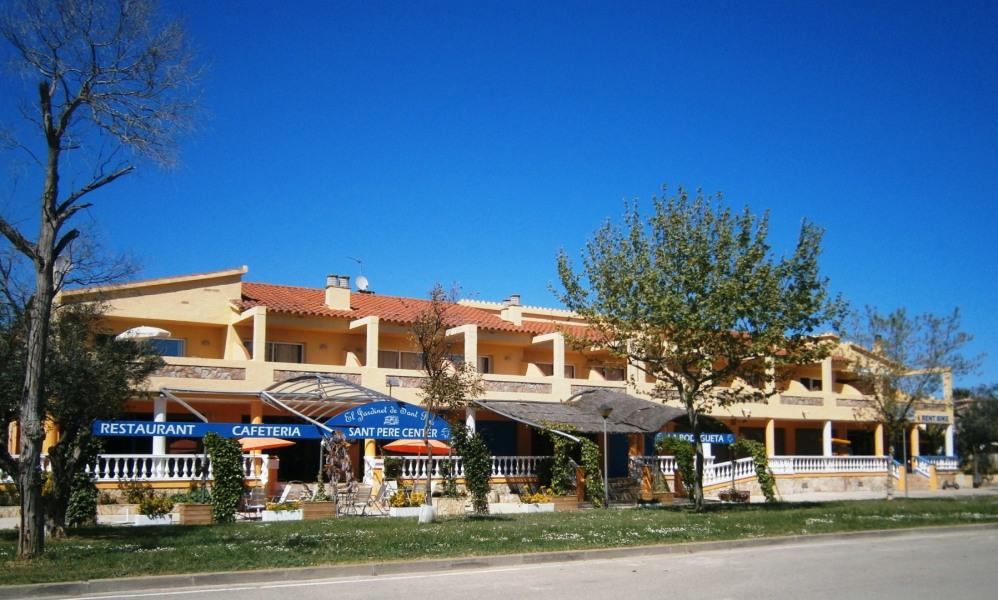 Location vacances Sant Pere Pescador -  Appartement - 4 personnes - Court de tennis - Photo N° 1