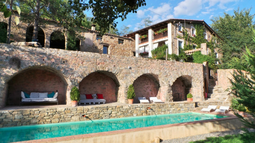 Holiday rentals Sant Joan de les Abadesses - Cottage - 4 persons - BBQ - Photo N° 1