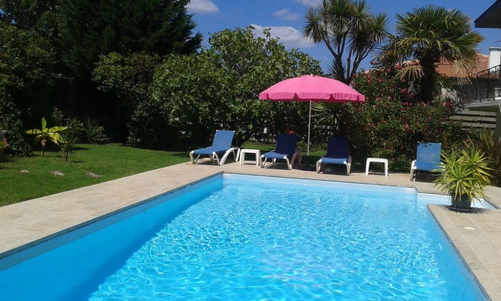 Location vacances Anglet -  Appartement - 6 personnes - Barbecue - Photo N° 1