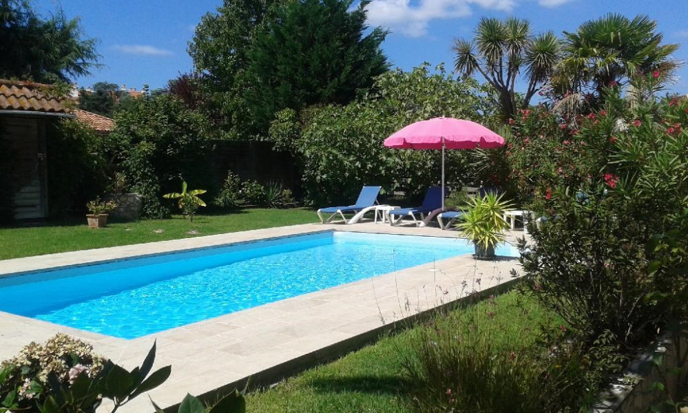 Holiday rentals Anglet - Apartment - 6 persons - BBQ - Photo N° 1