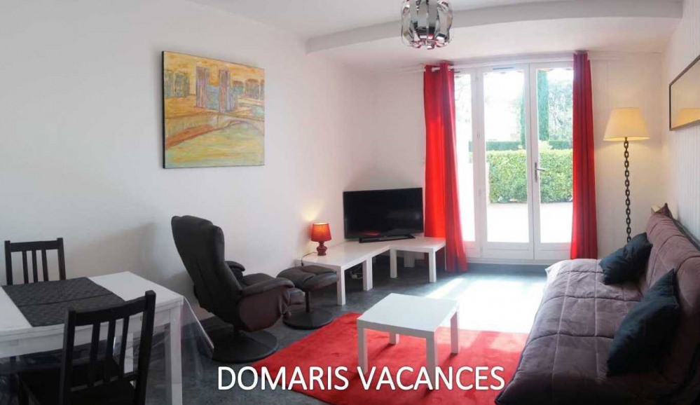 Holiday rentals Fréjus - Apartment - 4 persons - Deck chair - Photo N° 1