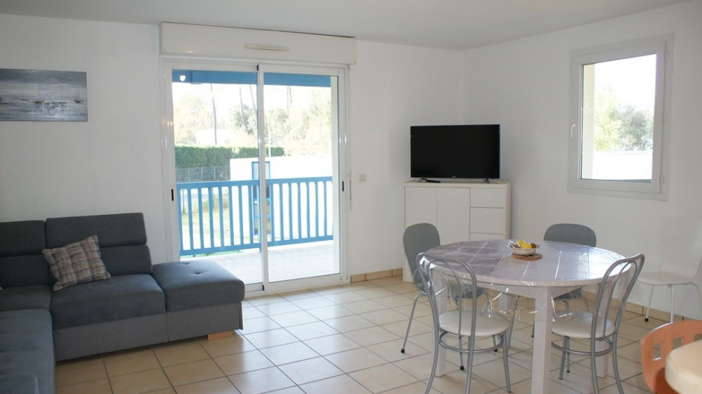 Location vacances Soustons -  Appartement - 5 personnes - Barbecue - Photo N° 1